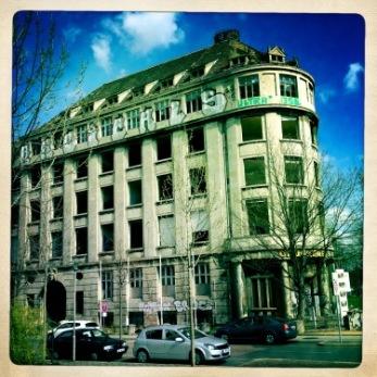 Lost Place Veb Interdruck Guten Morgen Leipzig